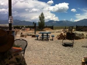Plein air, Taos Mesa